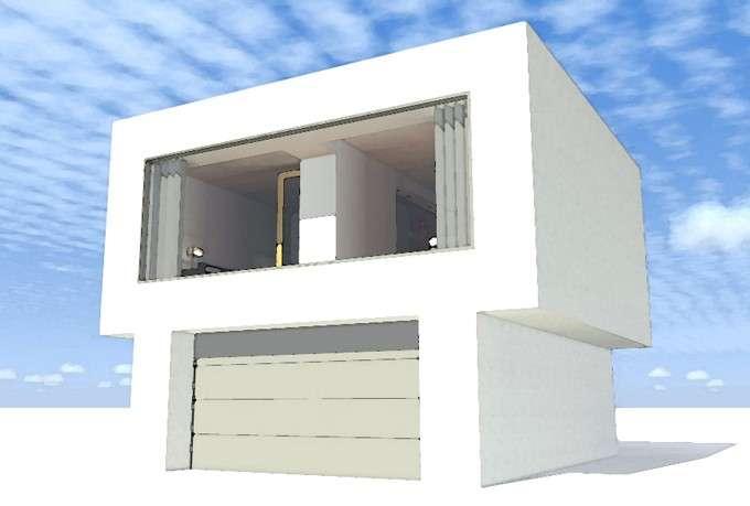 Garage Apartment Square Feet Bedroom Eplans