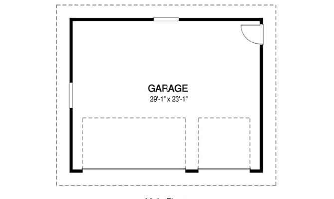 Garage Architectural Cabins Garages Cedar Home Plans
