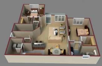Garage Construction Plans Loft