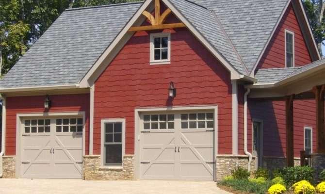 Garage Designs Apartments Plans Detached Apartment