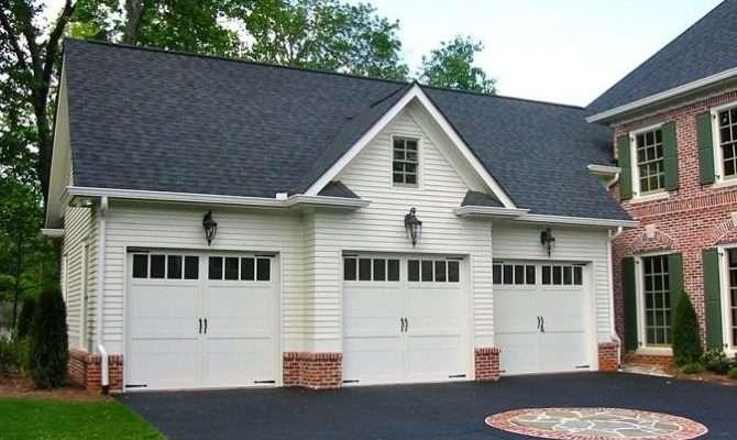 Garage Designs Functional Detached Plans