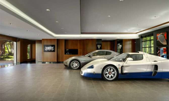 Garage Designs Luxury Garages Women Have Say