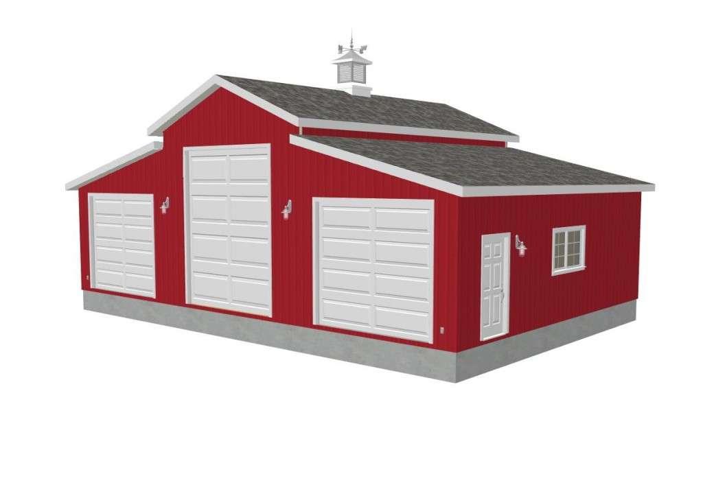Garage Designs Plans