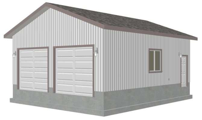 Garage Drawings Plans Diy Plywood Furniture