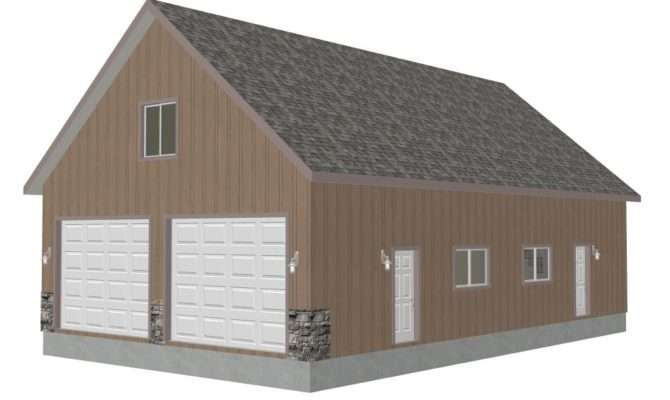 Garage Herrold Detached