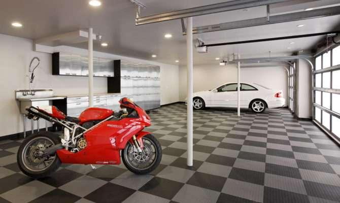 Garage Interior Design Ideas Consider