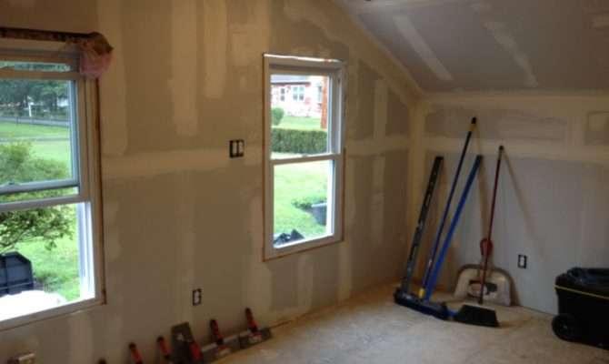 Garage Living Room Conversion Framing Contractor Talk