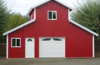 Garage Loft Apartment Kit
