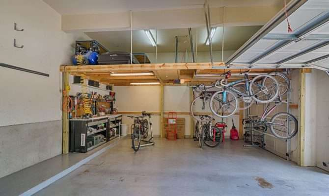 Garage Loft Ideas Design Accessories Zillow Digs