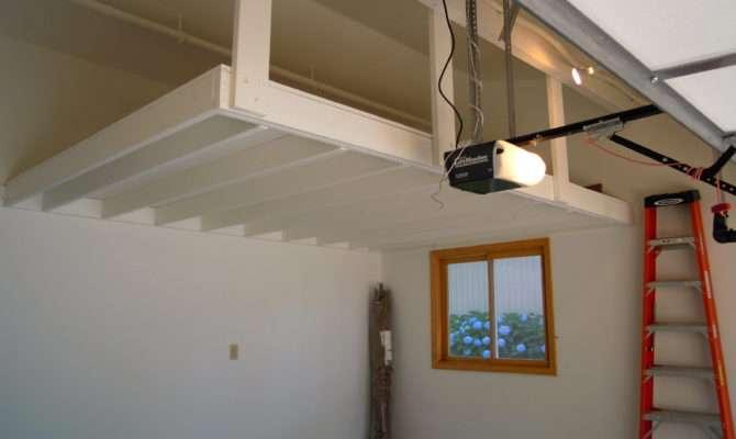 Garage Loft Remodel Pinterest