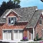 Garage Plan Apartment Above Architectural