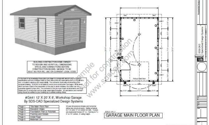 Garage Plan House Reviews