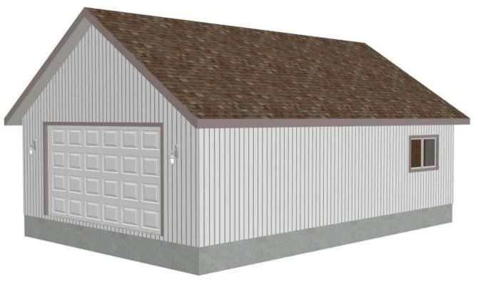 Garage Plans Eplans Floor