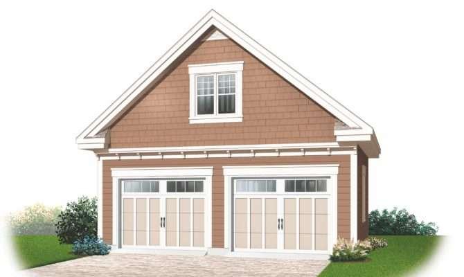 Garage Plans Loft House Design