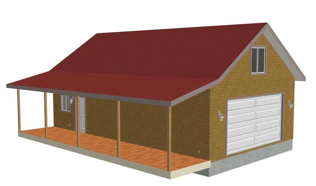 Garage Plans Rvgarageplans Sdsplans
