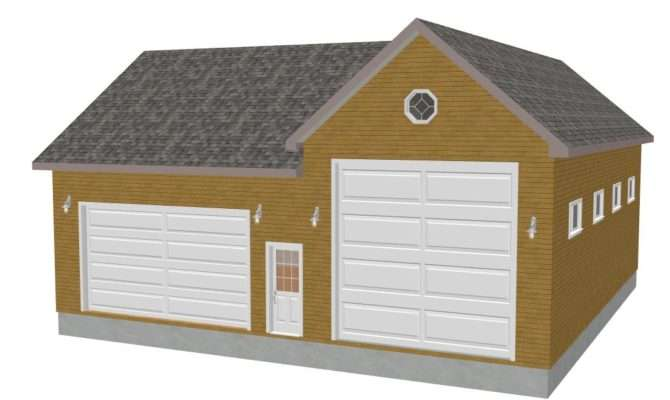 Garage Plans Sds Part