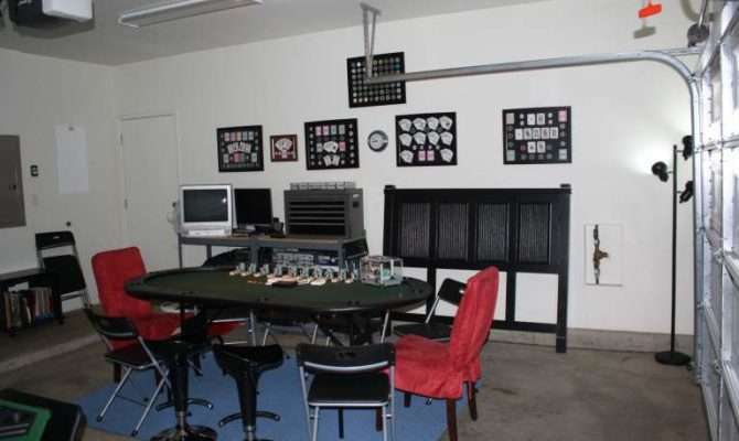 Garage Poker Room Jan
