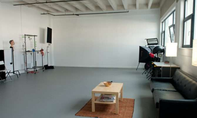 Garage Studio Conversion