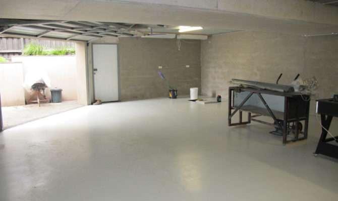 Garage Waterproofing Projects Underground