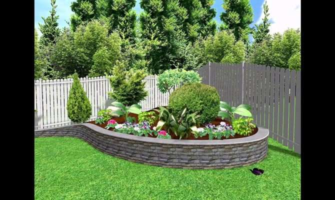 Garden Landscape Ideas Front Yard Backyard Landscaping