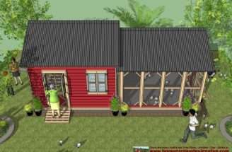 Garden Sheds Flat Roof Shed Building Plans Outdoor Storage