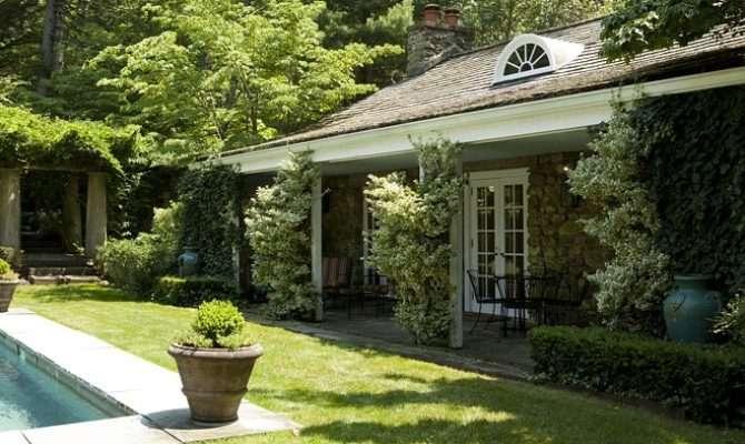 Gardener Cottage Graceful Home Wsj House Day