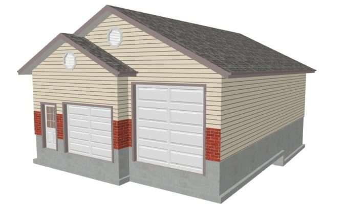 Gary Poh Garage Plans