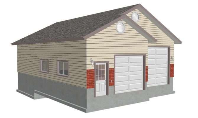 Gary Poh Garage Sds Plans