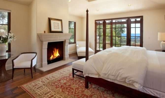 Gas Fireplace Bedroom Ideas