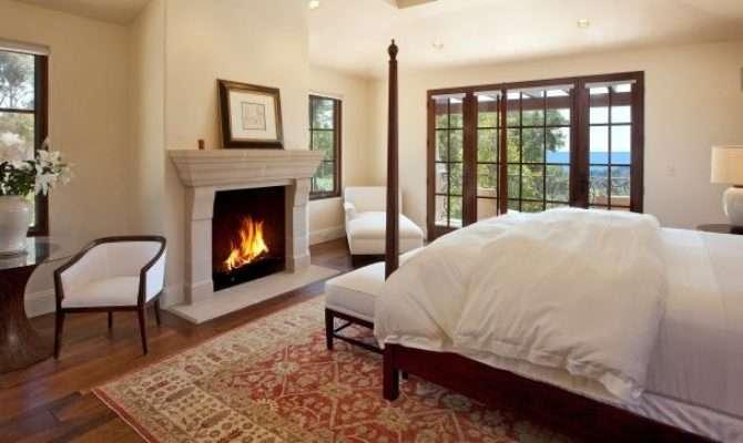 Gas Fireplace Bedroom Ideas