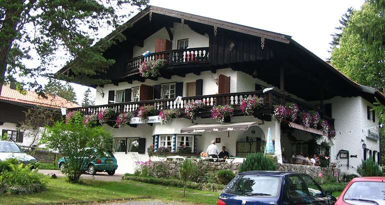 Gasthof Koegel Bavarian Style Homes Bayerische User Pinterest