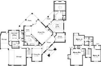 Gaudy Duplex Corner Lot House Designs Knanayamedia