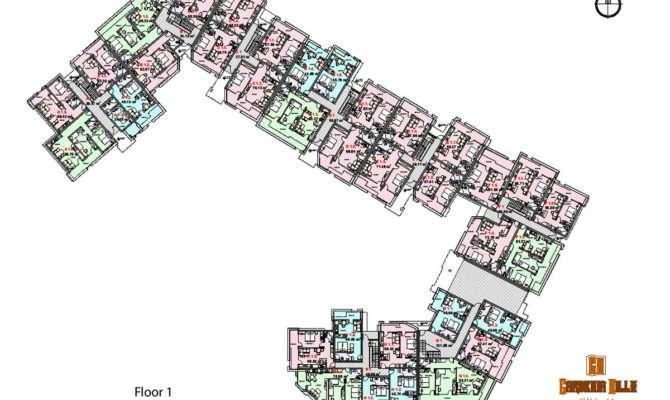 Genius Apartment Block Floor Plans Building