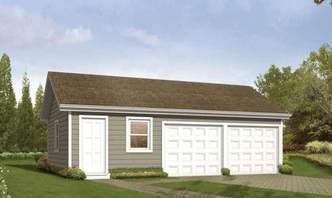 Genius Car Attached Garage Plans Homes
