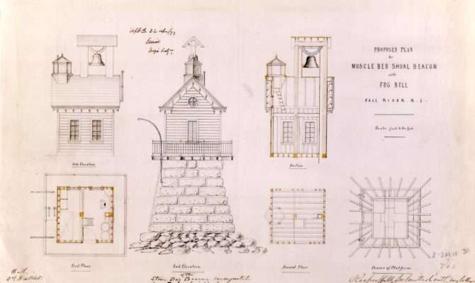 Genius Lighthouse Construction Plans Building