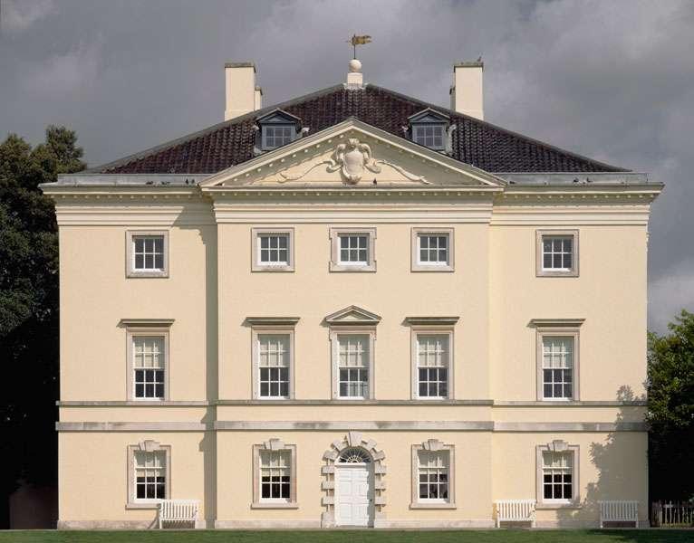 Georgian Architecture British Isles Historic