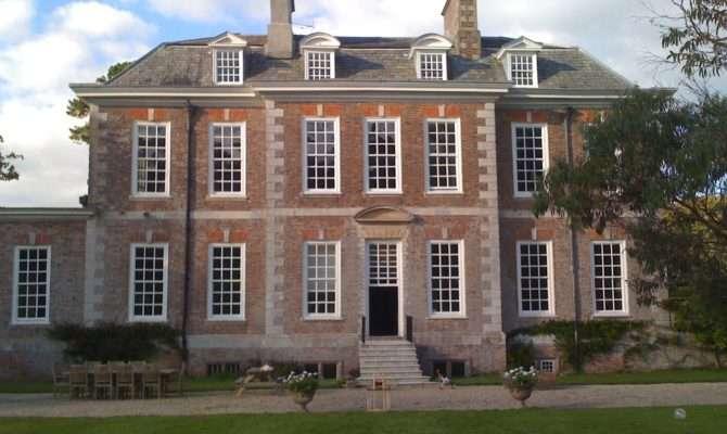 Georgian Buildings Devon Cornwall