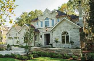 Georgian Custom Home Builder Toronto Oakville Mississauga