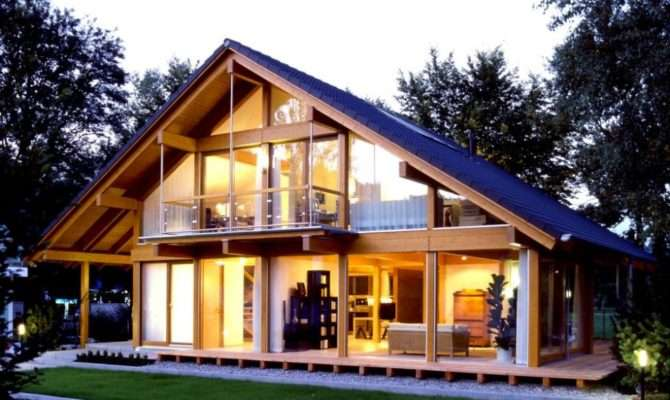 German Style House Plans Open Design