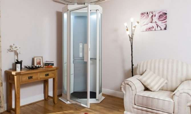 Get Cool Home Elevator Installed Your House Sweat