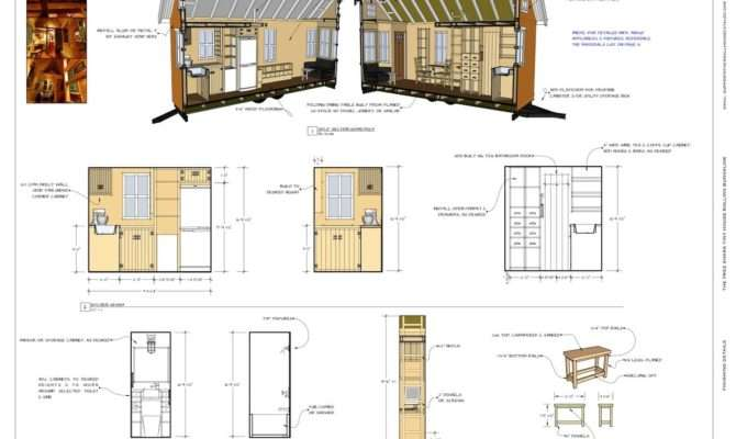 Get Plans Build Adorable Tiny Bungalow
