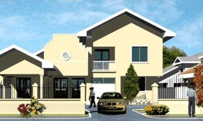 Ghana House Plans Nii Plan