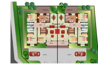 Ghana House Plans Ohenewaa Plan