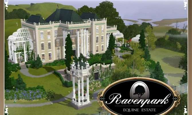 Gissence Ravenpark Mansion