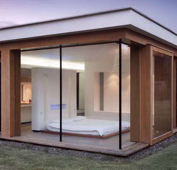 Glass Duncan Modern Minimalist Design Gareth