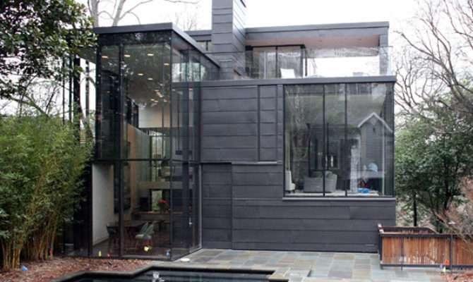 Glass House Additions Historic Renovation