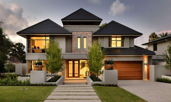 Glass House Exterior Real Australian Home