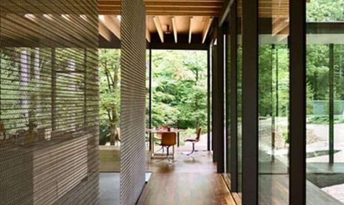 Glass Wood House Kengo Kuma Associates Owner