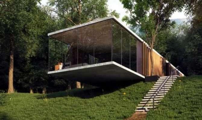 Glasshouse Design Perfect Balance Built Slope