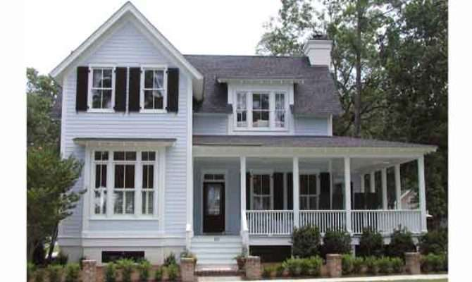 Glenview Cottage Living Southern House